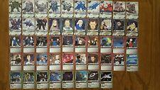 Gundam M.S War Complete OZ Corp Card Set