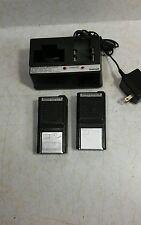 2ea Shinwa Tsushinki Checkmate Sr42Vt Uhf two tone pagers w/1ea So721Aw charger
