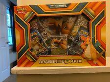 Pokemon TCG Dragonite EX Box Set New SEALED