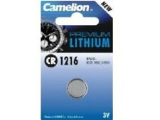 Cell Batteries (On a Card) 25-Pack Cr1216 3 Volt Lithium Coin