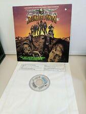 Chopper Chicks In Zombietown Laserdisc - ULTRA RARE TROMA -