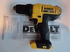 """DeWalt DCD771B 20V 20 Volt 1/2"""" Compact Li-Ion 2 Speed Drill Driver DCD771 Tool"""