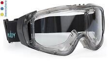 Infield Schutzbrille Skibrille Gondor UV-Schutz kratzfest transparent