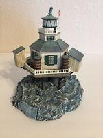 Lighthouse HARBOUR LIGHTS - HALF MOON REEF TEXAS #296