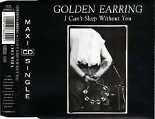 GOLDEN EARRING - I can't sleep without you 3TR CDM 1992 POP ROCK