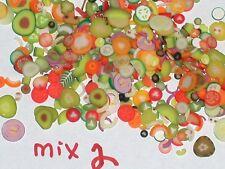 12pc Miniature dollhouse tiny vegetables craft Scrapbooking deli food Mix 2