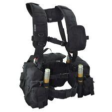 SSO / SPOSN Tactical Vest Smersh Black Russian Spetsnaz Belt System