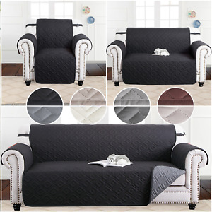 Waterproof New Sofa Protector Couch Cover for Dog Kids Soft & Stylish 1,2,3 Seat