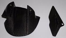 Aprilia Dorsoduro SMV 1200 750 2008+ Rear Hugger - 100% Carbon Fiber
