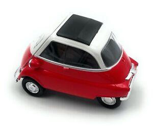 BMW Isetta Oldtimer Model Car Pick Up Car Licensed Product 1:3 4-1:3 9