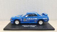 1/72 NISSAN SKYLINE GT-R R32 CALSONIC RACING #12 Japan Promo diecast car model