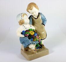 Figur, Kinder, Gmundner Keramik, um 1920 - 1930 AL648