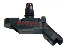 Sensor, Saugrohrdruck für Gemischaufbereitung METZGER 0906083