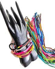 Woven Friendship Bracelets, Wholesale, Round, Cotton Wristband, Festival Bands