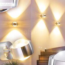 Design Up Down Spot LED Hof Garten Terrassen Veranda Leuchten Aussen Wand Lampen