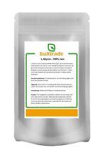 Glycin | 100% reines Pulver | proteinogene Aminosäure | Pulver E640 | L-Glycin