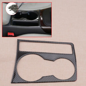 Center Console Cup Holder Panel Trim Cover fit for Audi A4 B8 A5 2009-2016