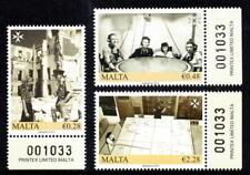 Malta 2019 Malta At War - 'The Map Plotters'  Unmounted Mint