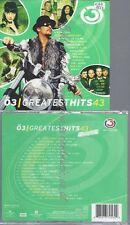 CD--VARIOUS--Ö3 GREATEST HITS VOL.43