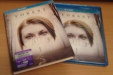 The Forest NEW Bluray disc/case/cover & SLIP only-no digital- 2016 horror