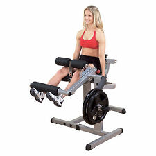 Body-Solid Commercial Cam Leg Ext/Leg Curl Machine