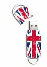 Integral USB 2.0 Expression Flash Drive - 64GB UNION JACK INFD64GBXPRUNIONJ