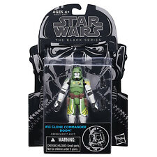 "Star Wars 3.75"" Figure Black Series 2015 - Clone Commander Doom (No.13)"