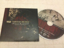 Lot 52 promo CD (advanced cd) DEFLESHED / TORMENT / SYMBIOSIS / SOIL / ENDSTILLE