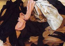 Huge Lot 50 Pairs of Women's Pantyhose Nylons Stockings Modern Sheer