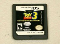 Toy Story 3 To The Rescue Edition Nintendo DS (2009)