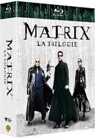 Matrix : La Trilogie Originale Intégrale Blu-Ray Neuf Version Française