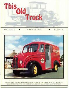 DIVCO Truck History & Model 13, Light Duty 4wd history w/Jeep, Li'l Red Express