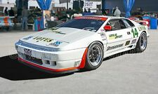 1991 Lotus Esprit X180R Turbo at Daytona Vintage Classic Race Car Photo CA-1247