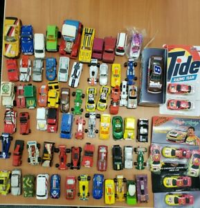 Vintage mostly 1970/80s Lot of 75 Majorette/ Yat ming/ Tomica Tonka DIECAST CARS