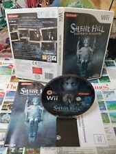 Nintendo Wii:Silent Hill - Shattered Memories [TOP & 1ERE EDITION RARE] Fr