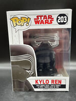 NEW - Funko Pop! - Kylo Ren #203 - Star Wars Last Jedi MINT