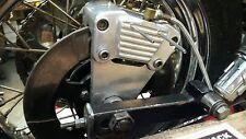 "GMA Brake Caliper Pins Rear ""A"" Style 420 Stainless 2.5"" Shovelhead Ironhead Evo"