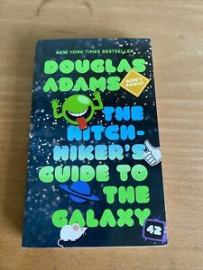 The Hitchhiker's Guide to the Galaxy by Douglas Adams (Paperback / softback,...