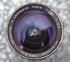 Angenieux 28mm f3.5 Nikon mount  #464720