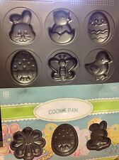 Sweet creations 12 cavity Easter cookie pan