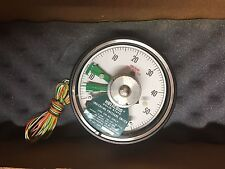 Helicoid Helium Gauge F12D3P5030001NAK Old Stock Helium Only No Oil