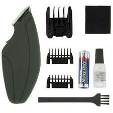 Wahl 8066-717 Bolsillo Pro Personal Hair Trimmer Clipper Sin Cable De La Batería Negro