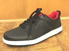 AND1 US Shoe Size 8 Men Low Athletic Sneakers  Black Red Basketball Comfortable