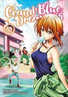 Grand Blue Dreaming Manga Volume 10