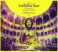 BUDDHA BAR PRESENTS/BUDDHA BAR CLASSICAL-CHILLARMONIC  CD NEW
