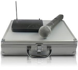 Technical Pro WM710 Single UHF Handheld Microphone System