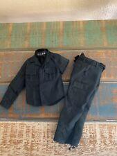 HOT TOYS 1/6 The Dark Knight Swat Gordon Clothing Set! U.S. Seller!Rare!