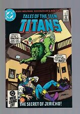 DC Comics Tales of the Teen Titans  no 51 March 1985 75c USA