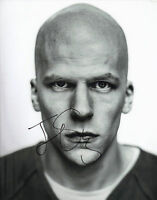 Jesse Eisenberg SIGNED 10X8 Photo Batman v Superman AFTAL COA (5394)