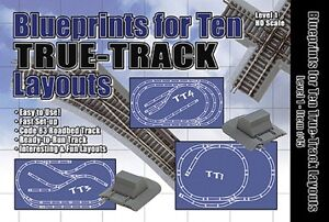 Atlas #15 Blueprints for Ten Atlas TRUE-TRACK Layouts (Book)